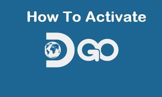 idgo activate