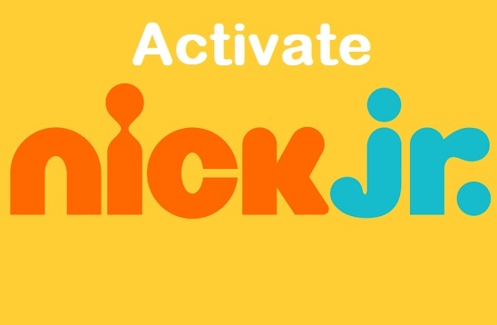 nickjr activate