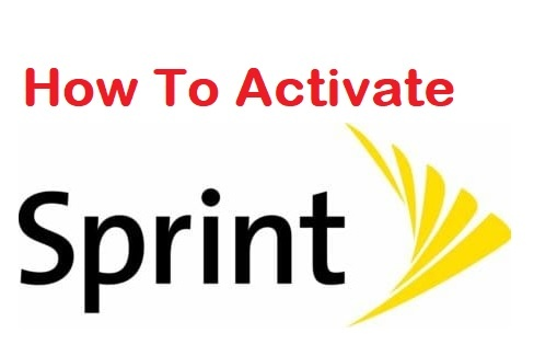 sprint activate