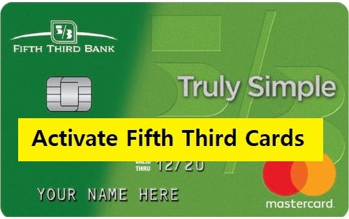 activate fifth third bank
