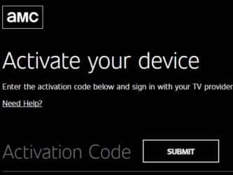 AMC activate