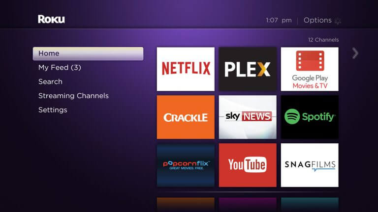 Showtimeanytime-Roku-Home-Button