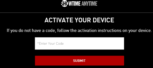 Showtime-anytime-activate-code