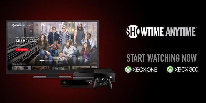 Showtimeanytime.com/activate Xbox