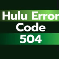 fix-hulu-error-code-504
